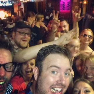 Karaoke. #aintnopartylikeapmparty #dpm2014