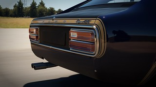 Ford Capri   by Populuxe Cowboy