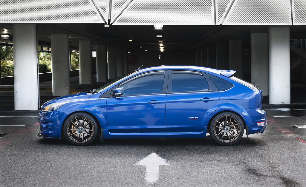 Ford Focus Xr5 Turbo Ford Focus Xr5 Turbo With Work Wheels
