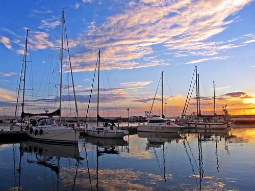sunset españa atardecer spain andalucia costadelsol marbella