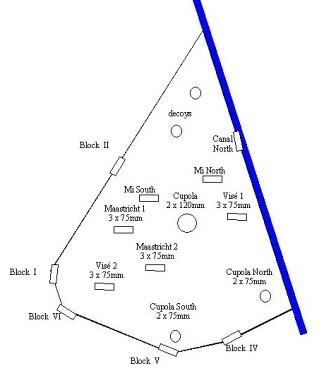 Mapa de Eben-Emael