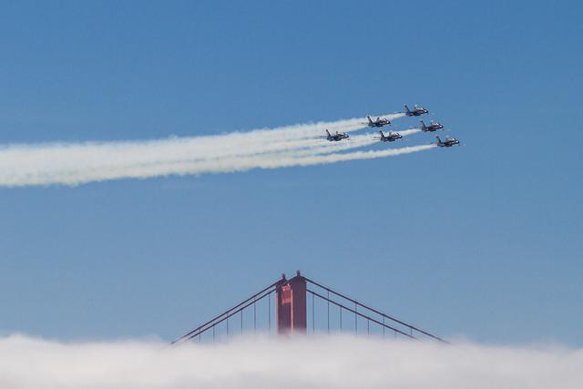 Fleet Week SF 2014: swoop