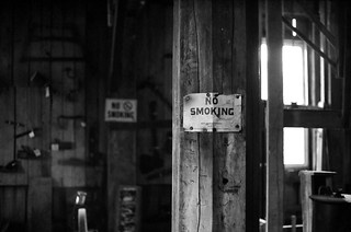 No Smoking | by Jim Grey