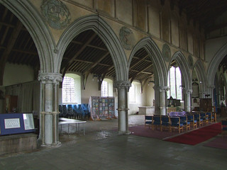 13th Century arcade