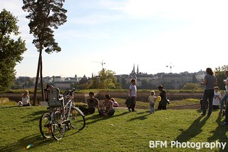 View on Luxembourg city | by Marc Ben Fatma - visit sophia.lu and like my FB pa