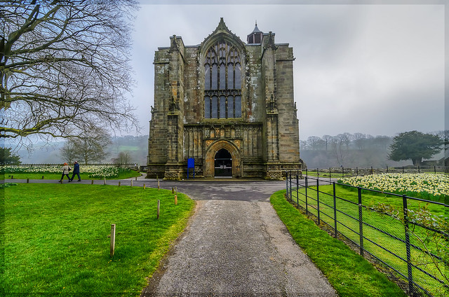 Bolton Abbey-Skipton, North Yorkshire, England