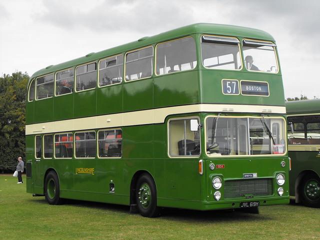 Bristol VRTSL, JVL 619H, ECW Body, (H39-31F), 1969 (t.2014)
