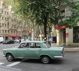 SEAT 1500 Monofaro diesel Barreiros, en Madrid (III) | by Galería de fotos de Francisco- Vicente Bonet Sega