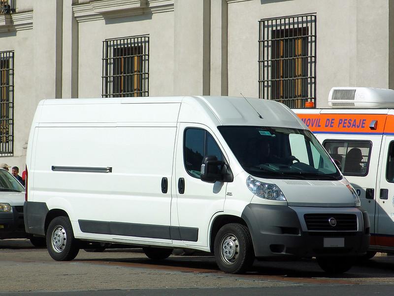 Fiat Ducato 120 MultiJet Cargo 2011