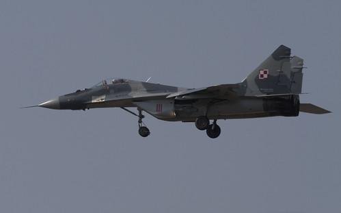 Polish Mikoyan Mig-29