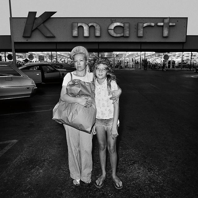 K Mart Shopping - 1975