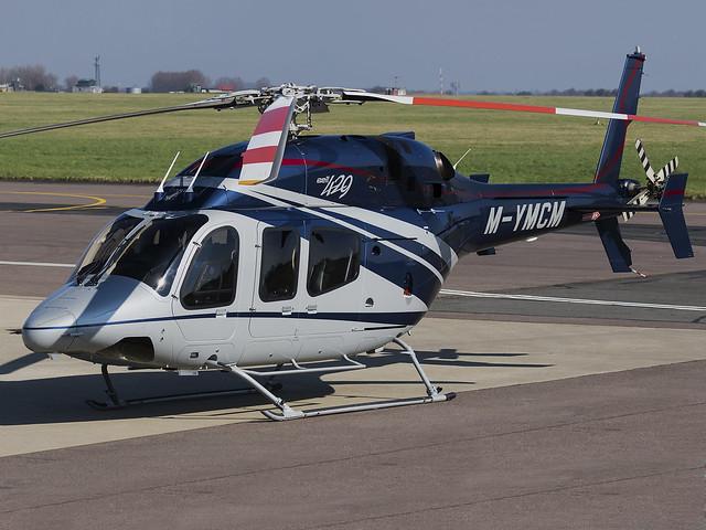 T.J Morris LTD | Bell 429 GlobalRanger | M-YMCM