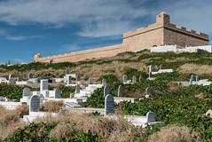 Cimetière et forteresse, Mahdia