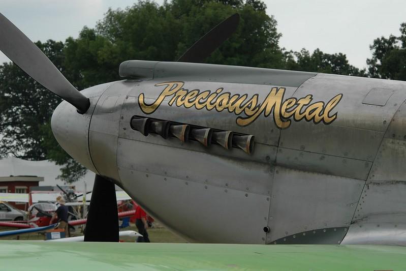 P-51A Precious Metal 1