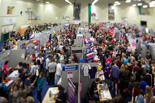 Welcome Week - Clifton Freshers' Fair | by Nottingham Trent University