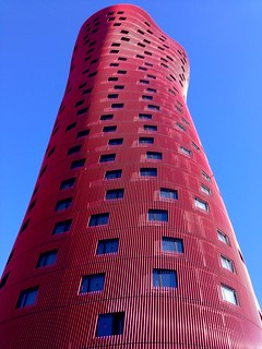 Porta Fira Towers / Toyo Ito + Fermín Vázquez. L'Hospitalet. Barcelona