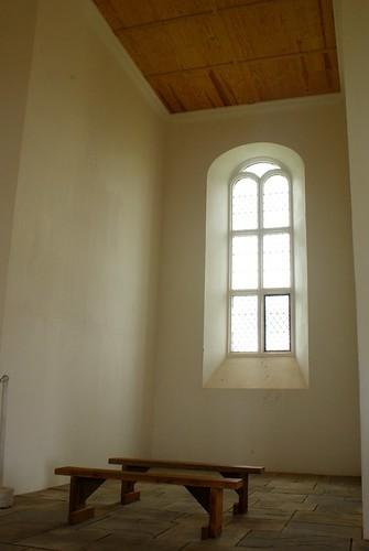Chapel Interior, Historic St. Mary's City, St. Mary's City, MD