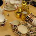 Various tea sets and crockery