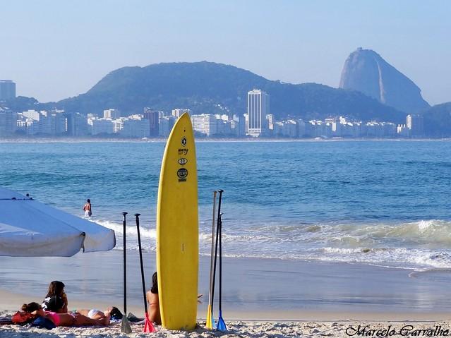 Praia de Copacabana_Rio de Janeiro