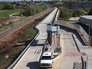 BRT Guideway