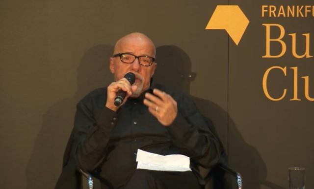 Paulo Coelho - Frankfurt Buchmesse