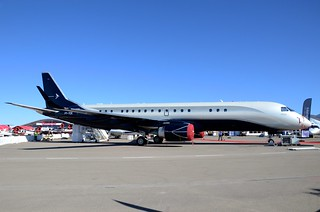 Embraer Lineage 1000E PT-TCK | by Jon Ostrower
