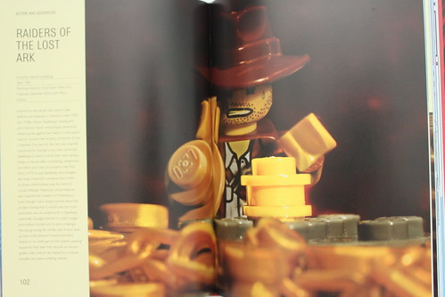 Brick Flicks: 60 Iconic Movie Scenes and Posters to Make From LEGO   by tormentalous