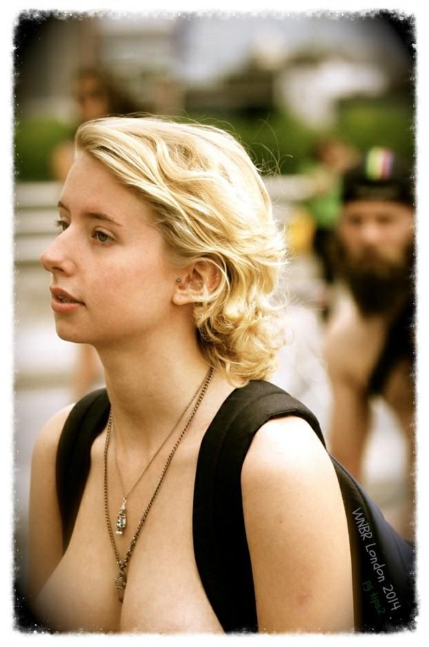 Lnbr 2014 Waterloo Woman - Natural Blonde Waves  As Long A  Flickr