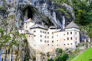 Predjama Castle and Postonja Caves Slovenia   by elrentaplats