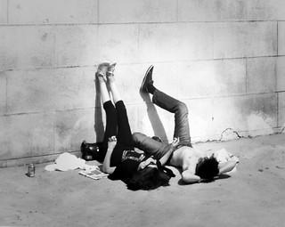 Paris Summer   by Katerina Atha