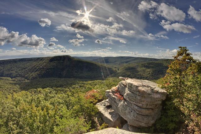 Welch Point, Bridgestone Firestone WMA, White County, Tennessee 5