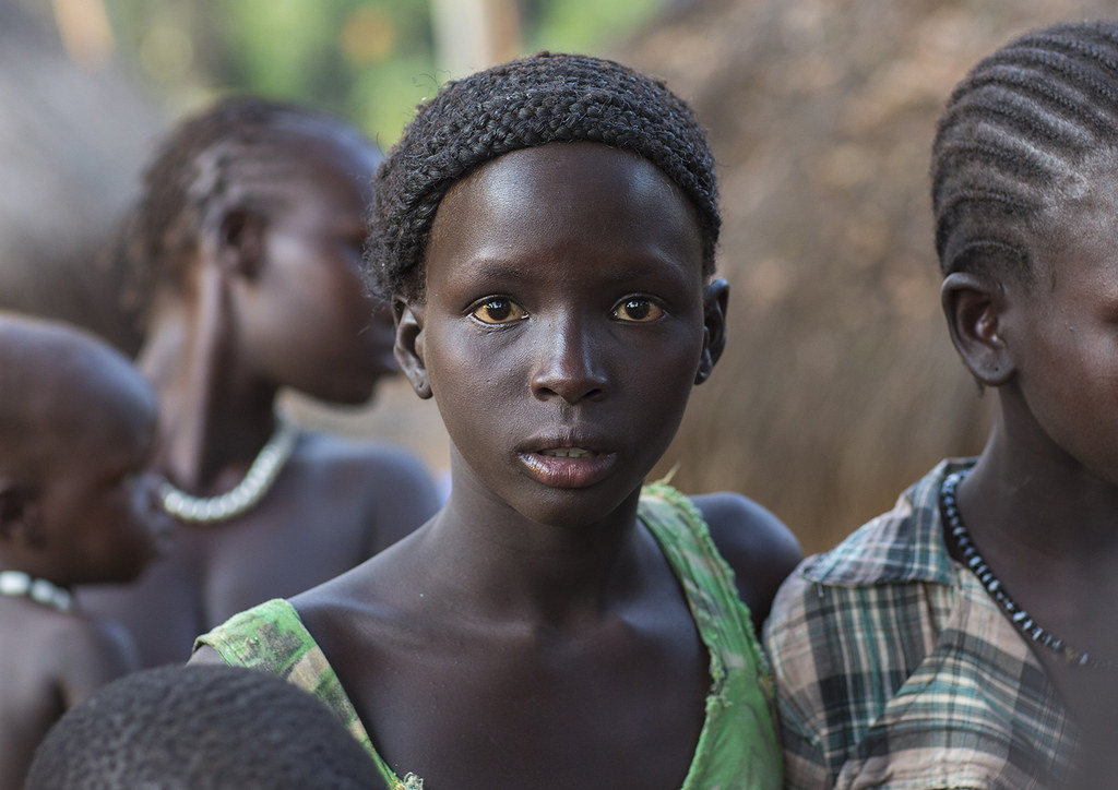 Image result for anuak people ethiopia