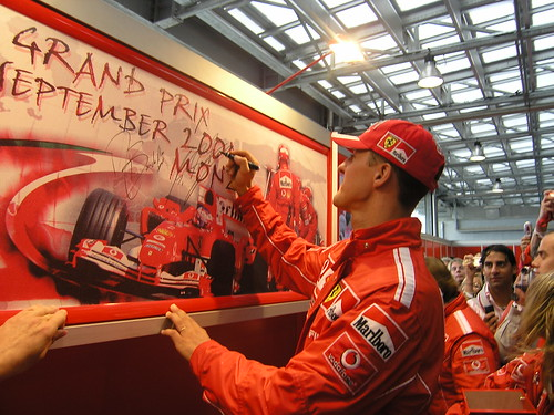 Michael Schumacher | by zastita.net