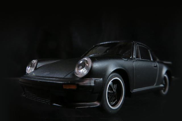 UCC BLACK RUF Black Car Collection (911 Base)