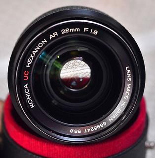 Konica Hexanon 28mm f1.8  pic0104 | by wakataitea / filmrollen