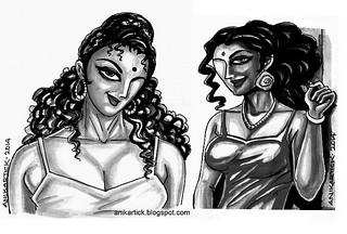 Fashion Design Sketches Fashion Girls Fashion Designer Flickr