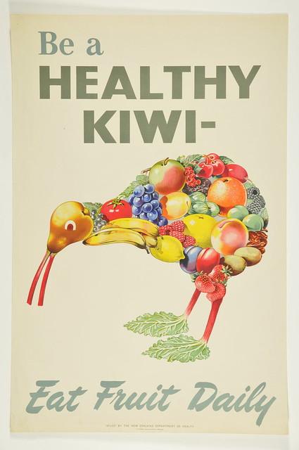 'Be a Healthy Kiwi'