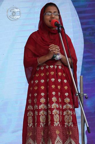 Shubhangi from Salem, Tamil Nadu