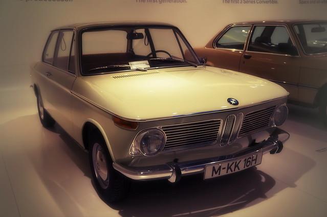 BMW Neue Klasse