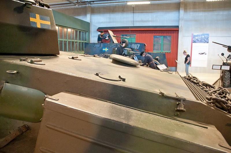Stridsvagn m-38 9