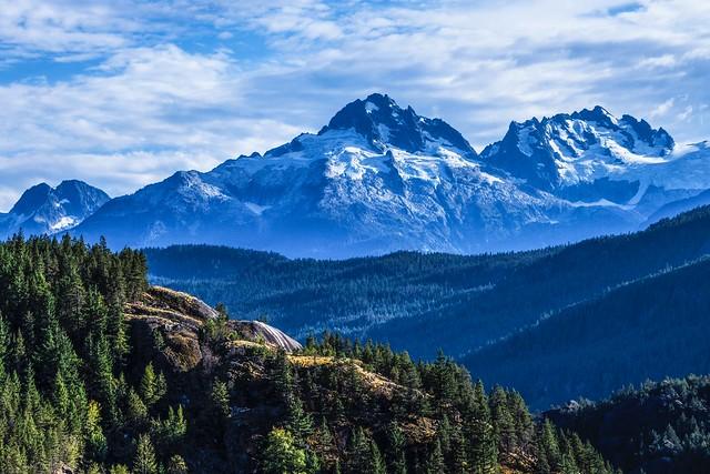 Tantalus Mountain
