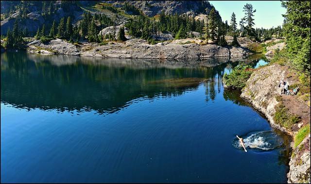 Rampart Lakes 5