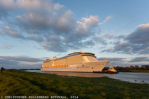 Quantum of the Seas   by Christopherkr