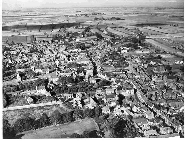 Aerial Photo 1950