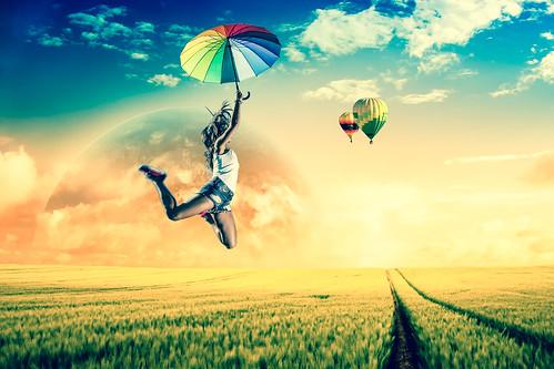 Magic Umbrella | by dstil