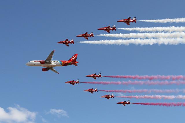 Air Malta & Reds