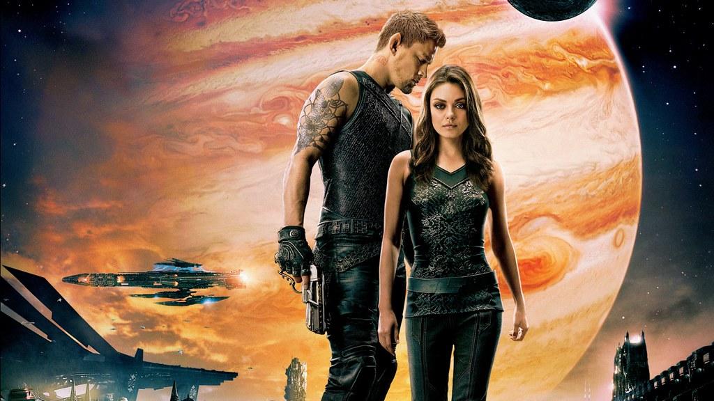 Jupiter Ascending 2015 Movie Hd Wallpaper Stylish Hd Wal