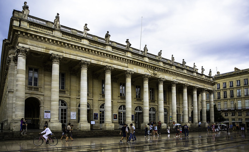 Grand Théâtre de Burdeos