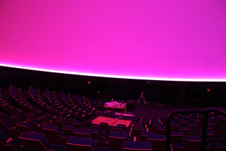 COSI Planetarium Projector Demonstration