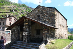 Eglise Sant Joan de Caselles à Canillo